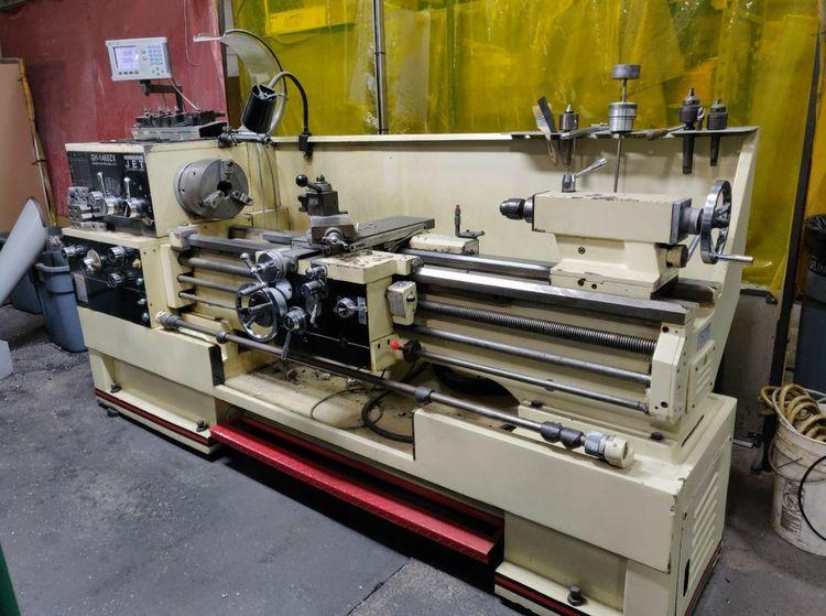 Jet Engine Lathe 1800 rpm GH1460ZX