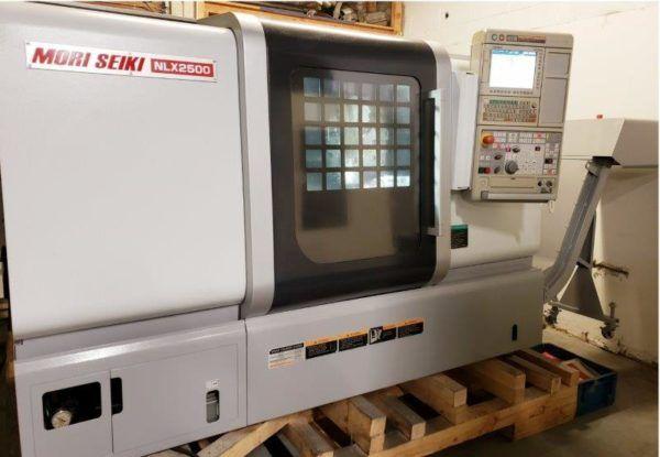 Mori Seiki MORI SEIKI 730BM CNC CONTROL 3500 RPM NLX-2500 2 Axis