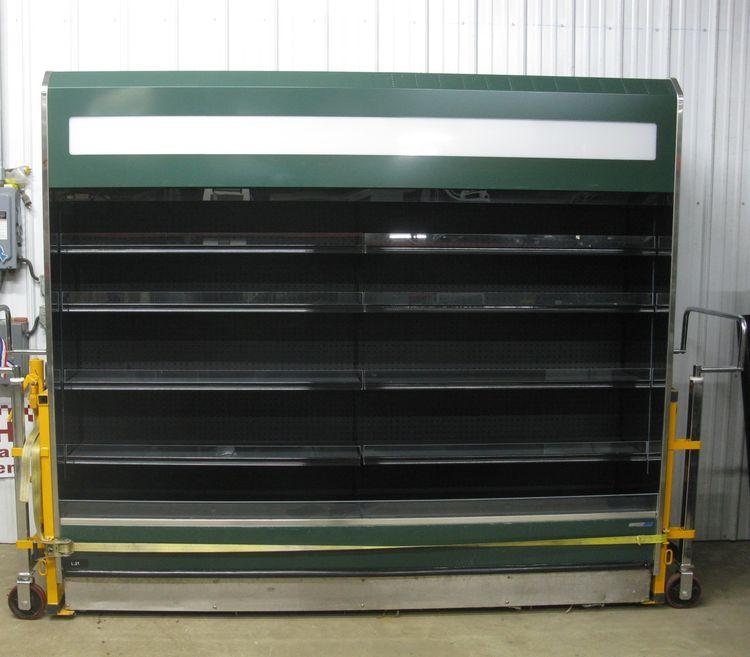 Hill Phoenix Q9524TM Refrigerated Multi Deck Grocery Display Case