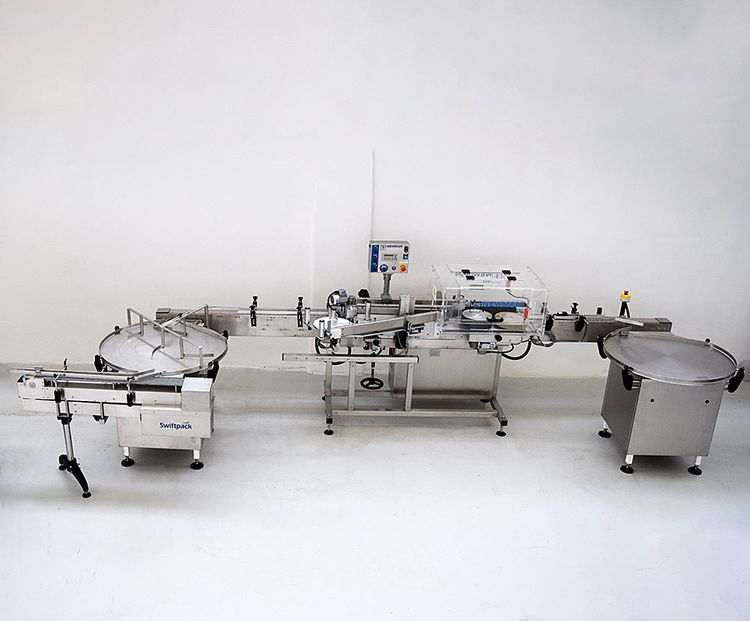 Newman NV2 Labelling machine