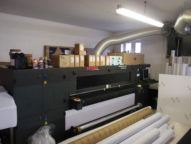 EFI, Vutek PV UV 200 6 2000 mm