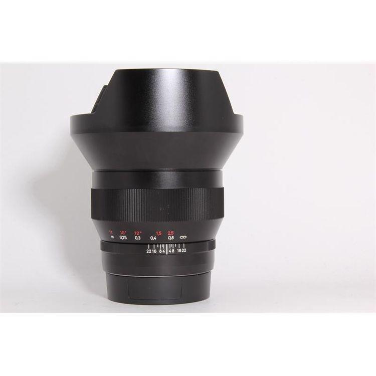 ZEISS Distagon T*15mm f/2.8