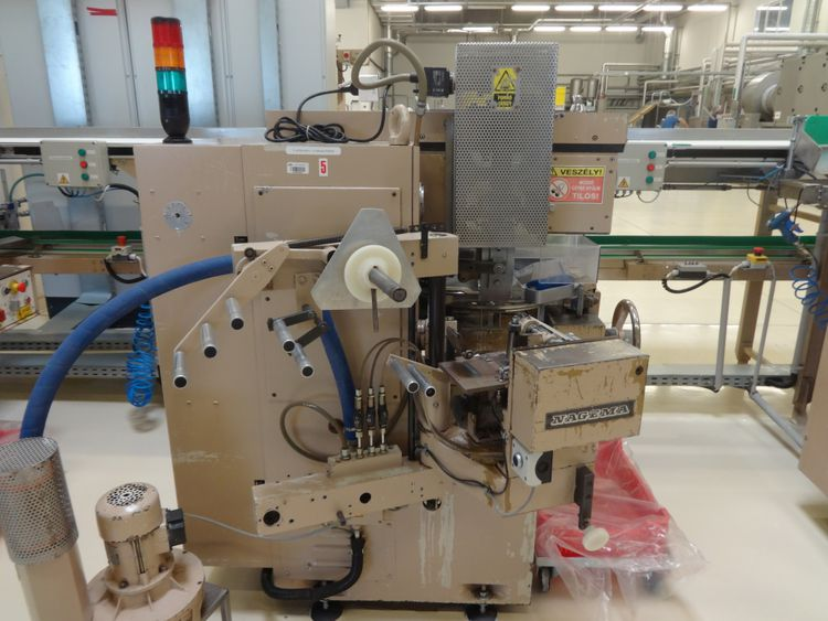 Nagema EU8  Double Twist Candy Wrapping Machine
