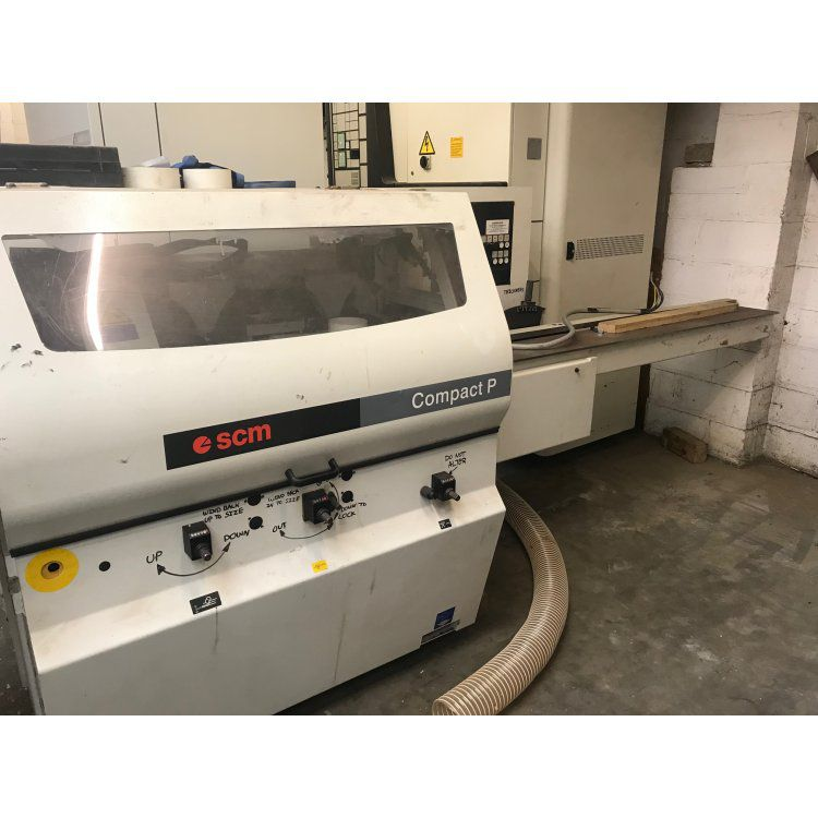 SCM Compact P, 4 Sided Planer