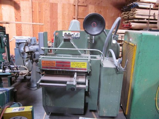 Mereen Johnson 312 DC, Dip chain gang rip saw