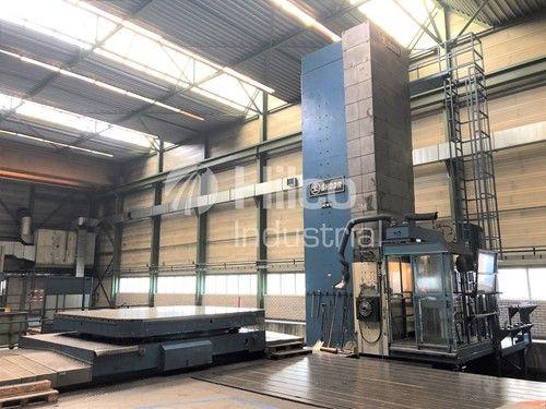 (2008) SKODA HCW 3 & (2006) SKODA HCW2 CNC Horizontal Boring & Milling Machines
