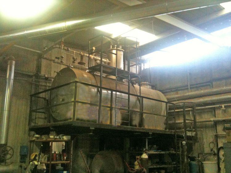 Loos ULS 5000 5 tons/hr