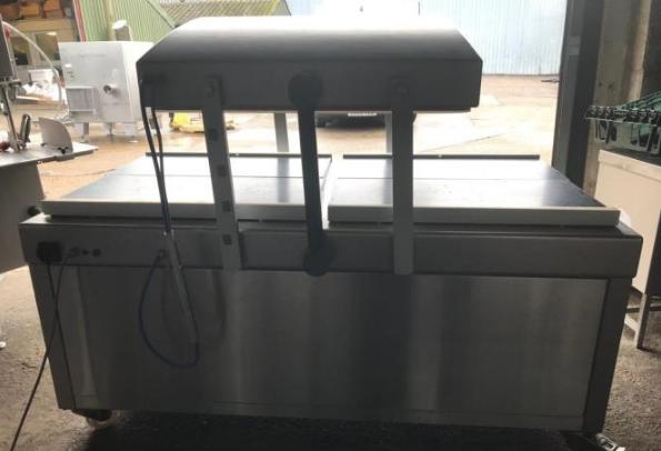Turbovac STE 950 Double Chamber Vacuum Packer