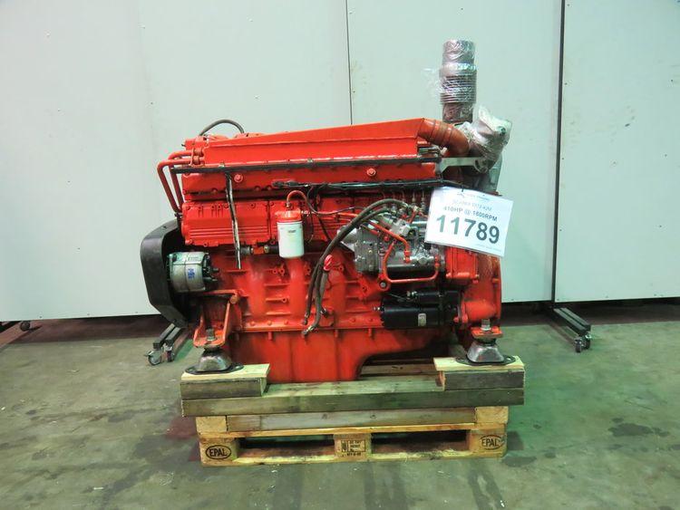 Scania DI12-42M Diesel Marine Engine