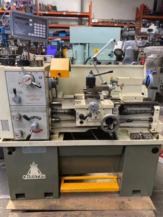 Chester Engine Lathe 2000 rpm Coventry