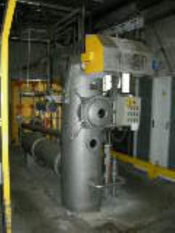 Tessinox 2MBC HT 50, Overflow Dyeing Machine 50 Kg