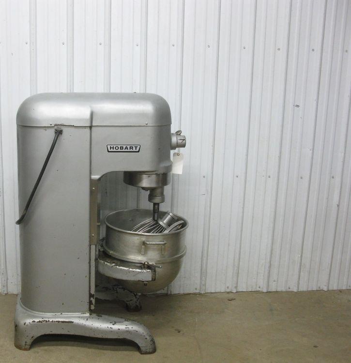 Hobart H 600 Bakery Dough Mixer