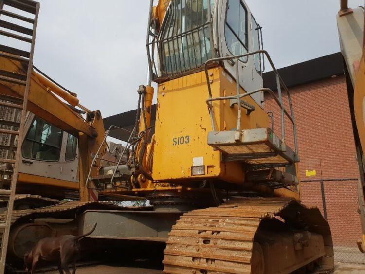 Liebherr R934C Tracked excavators
