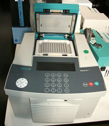 MWG, Primus 96 Plus 96-well, Thermal cycler