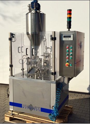 Other DS 2500 ROTARY FILLING AND SEAING MACHINE
