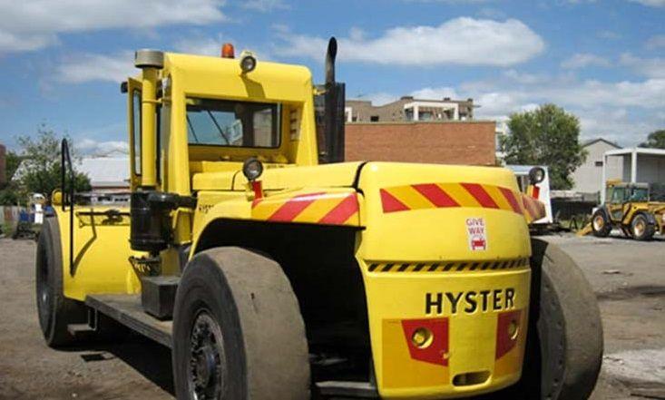 Hyster 620B 28,000kg @ 1,200mm