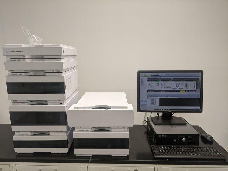 Agilent 1260 Series System