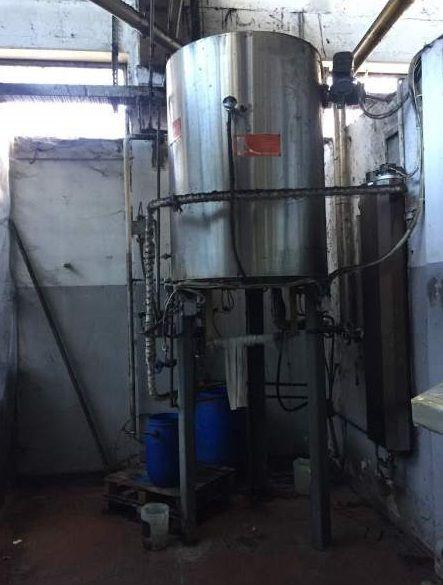 Arioli after printing sample steamer