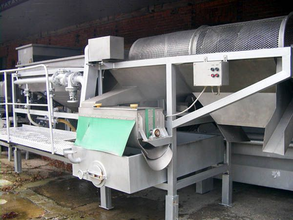 Others KMB-05, Floatation Washer-Separator for Green Peas