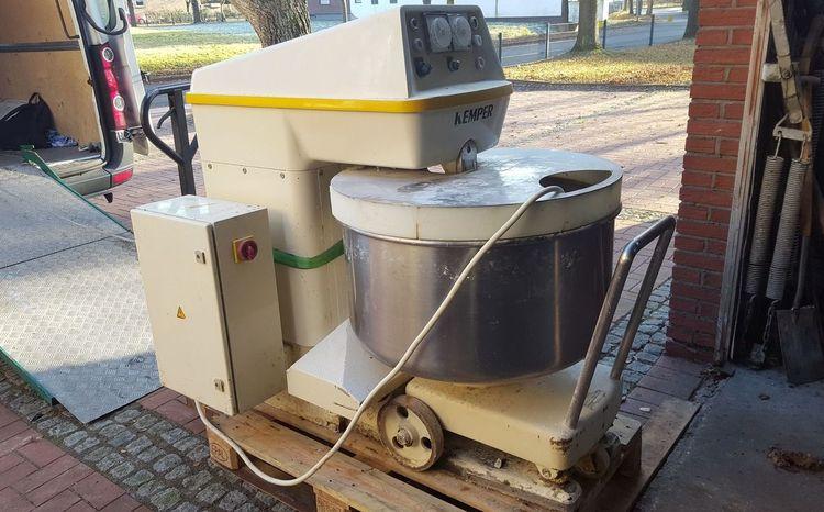 Kemper ST 75 A Spiral mixer