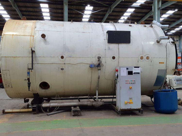 Steam boiler 12 ton