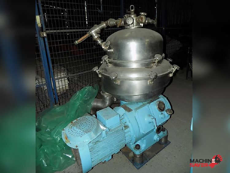 Alfa Laval BRPX 213SGV 34 Self-cleaning Disc separator