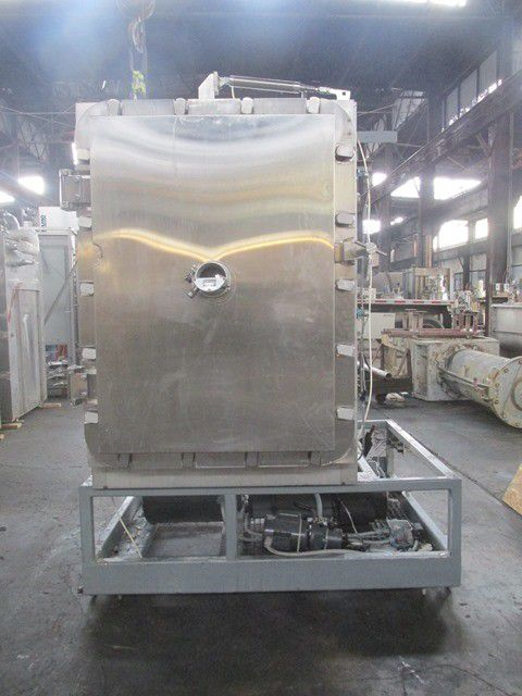 Hull 378017, Freeze dryer