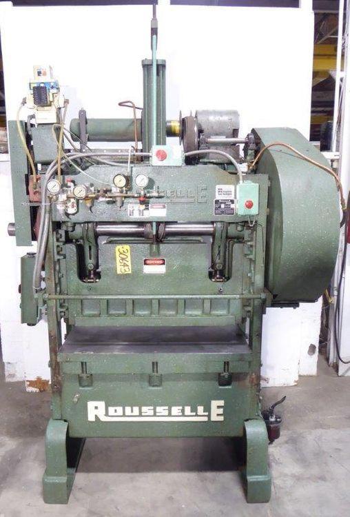 Rousselle 4SS44 40 Ton