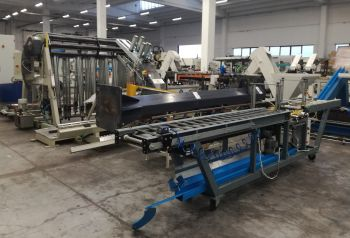 Others SL-H-1250, Clamps for edge gluing