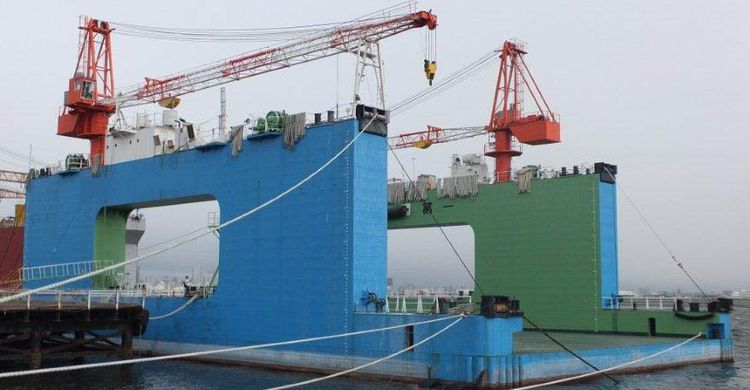 IHI Caisson Dock DWT:  6,100