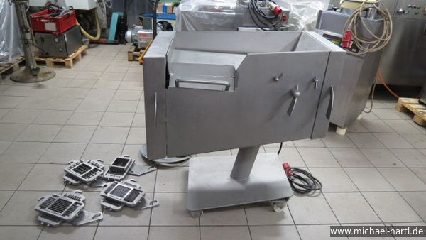 Ruhle SR 1 Turbo cutting machine