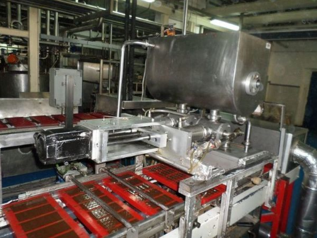 Other Production line of chocolate tablets and confectionery
