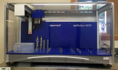 Eppendorf epMotion, Liquid Handling System