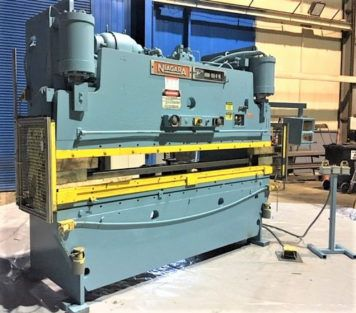 Niagara HBM-100-8-10 100 Ton