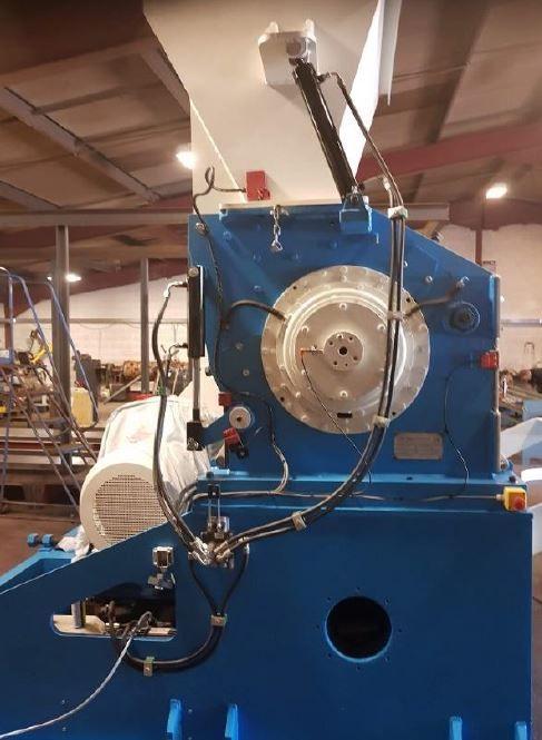 Bruno Folcieri granulator up to 1500 kg/hr