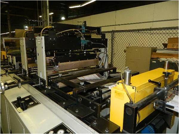 RoAn, Servo RSRX-24 pouch machine