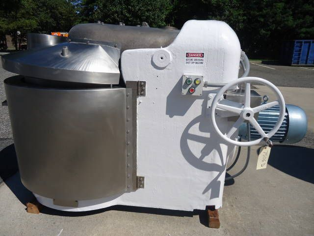 """Day 4B STAINLESS """"PONY"""" MIXER"""