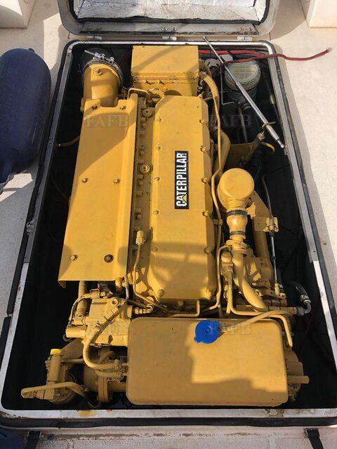 Caterpillar 3116 350HP Diesel Marine Engine