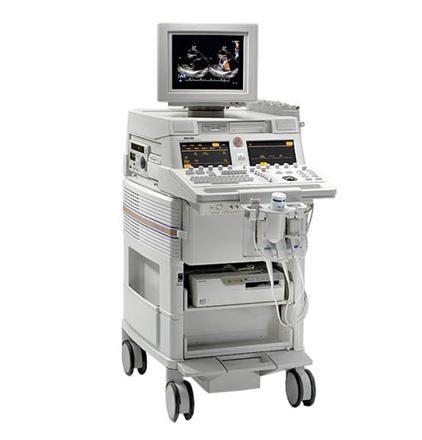 HP, Philips Sonos 5500 Ultrasound