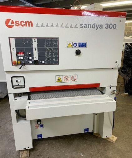 SCM 300 RCS 95, Twin Head Wide Belt Sander