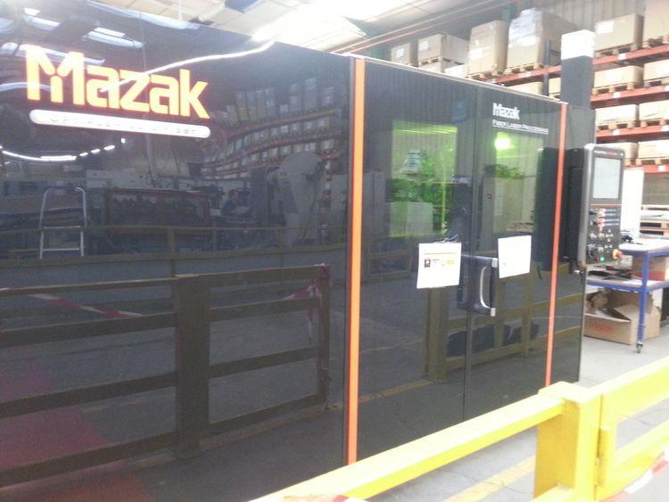 Mazak OPTIPLEX Fiber CNC Control