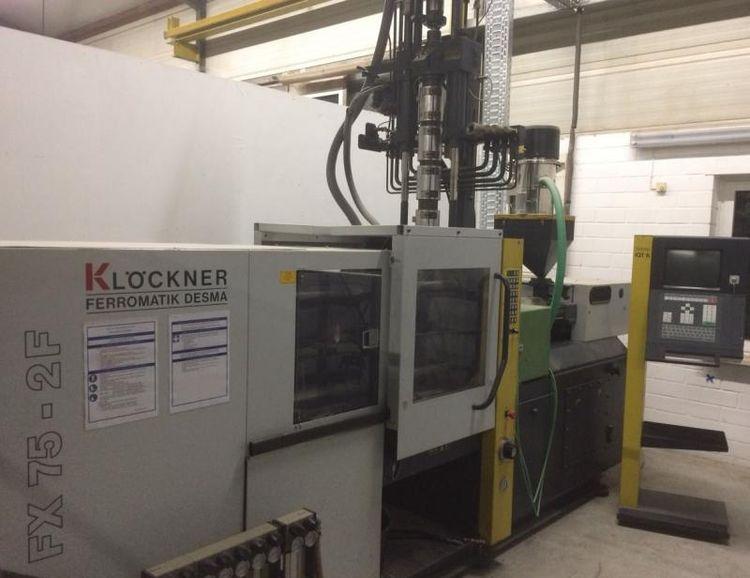 Ferromatik Injector Press 75 T
