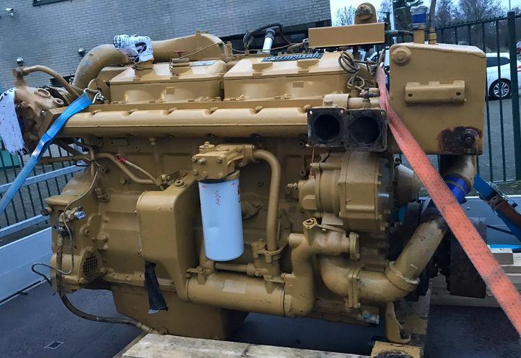 Caterpillar 3406 DITA Diesel Marine Engine