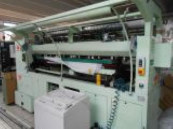 Meca Techna 75 Quilting machine