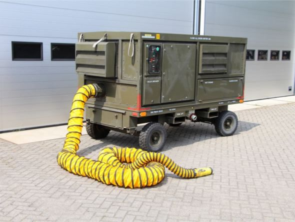 Bronswerk, Stork F-16 Electric airconditioning unit