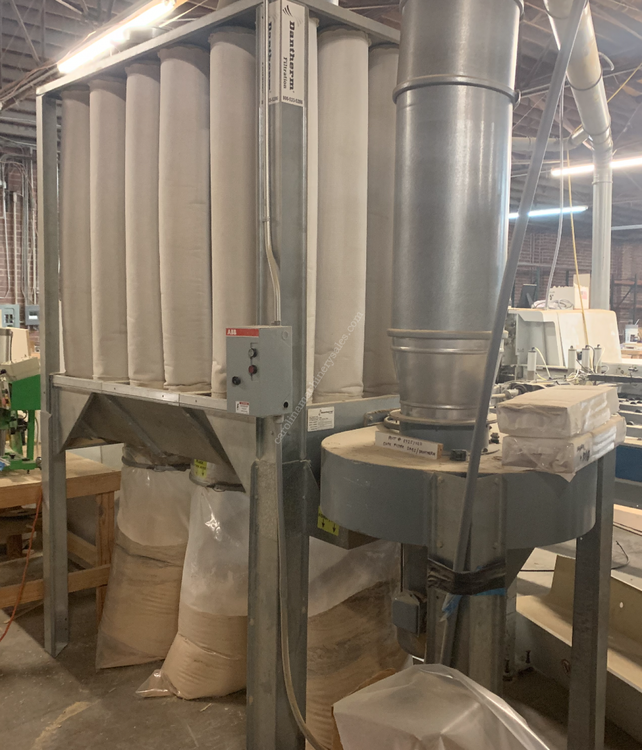 Dantherm NFP 5750 DUST COLLECTION