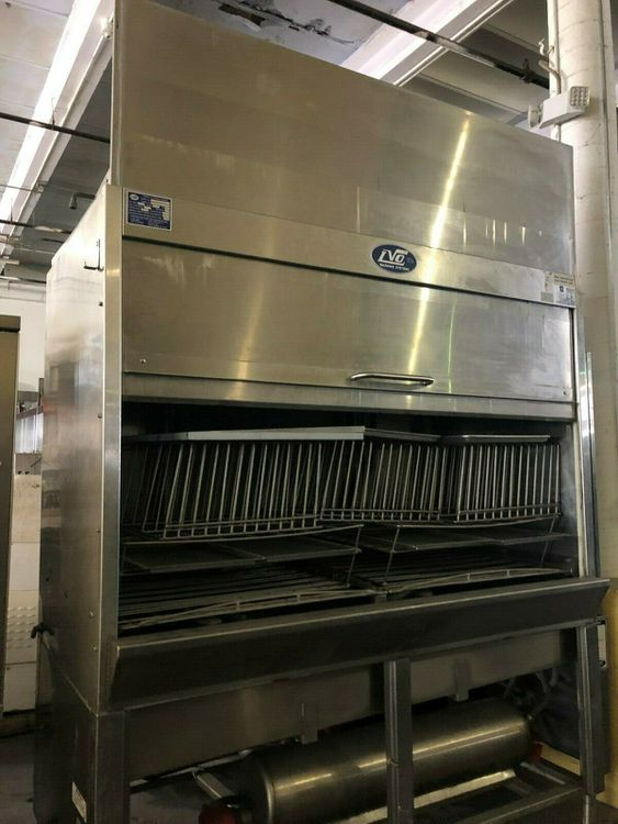 LVO FL 36 ET Automatic Bakery Pan Washer