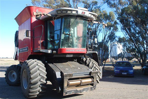 Massey Ferguson Header & Agco Fronts