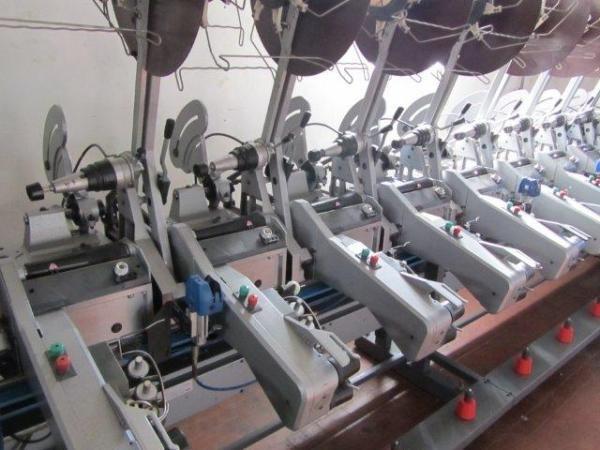 Fadis Hanks winding machine Tuan E 400