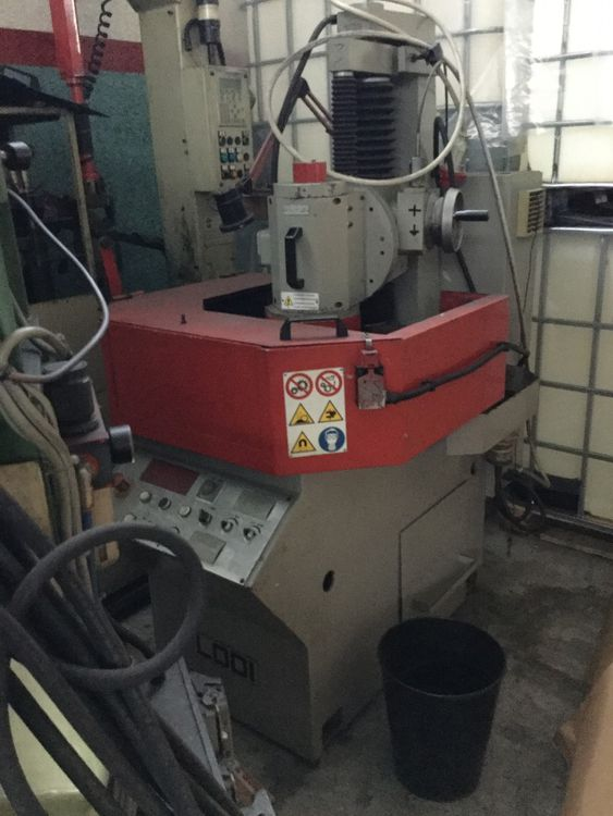 Lodi SURFACE GRINDING ORIONE ROTARY